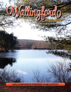 Wallingford Magazine Winter 2017 Cover
