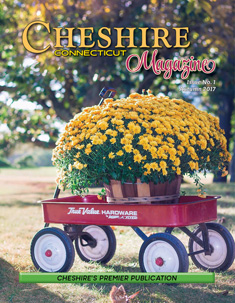 Cheshire Magazine Cover Autumn 2017