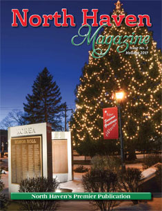 North Haven Magazine Holiday 2017 Cover