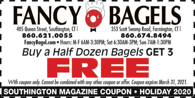Fancy Bagel