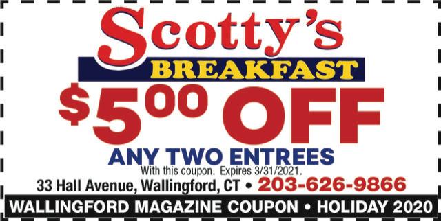 Scotty's Breakfast